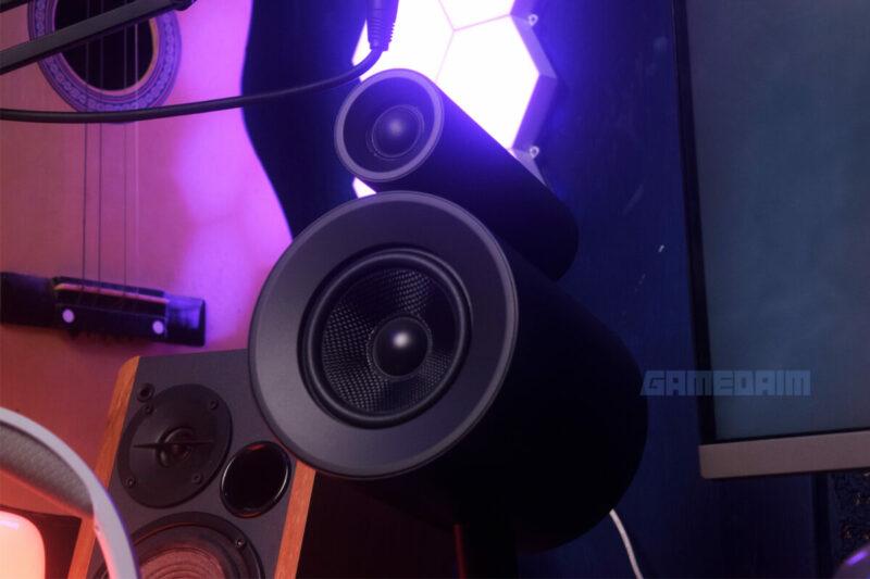 Razer Nommo Pro Satelit Speaker Gamedaim Review