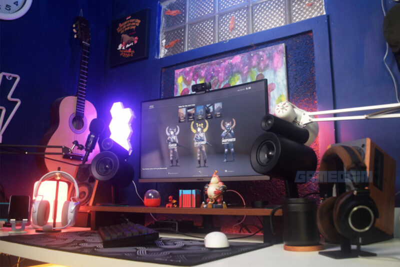 Razer Nommo Pro Setup Gamedaim Review