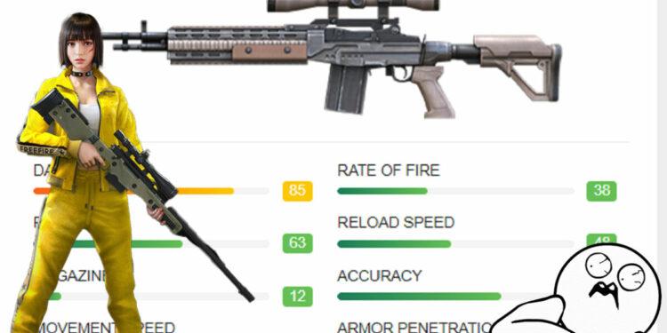 Senjata Ff Armor Penetration