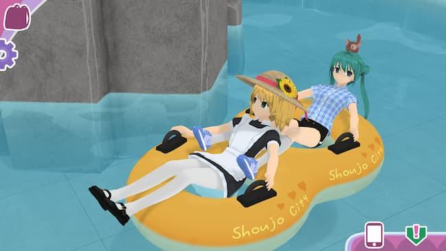 Game Anime Offline Shoujo City 3d