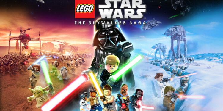 Lego Star Wars: The Skywalker Saga Akan Rilis Musim Semi Mendatang   Warner bros