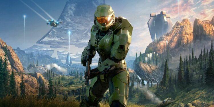 Halo Infinite Mode Battle Royale