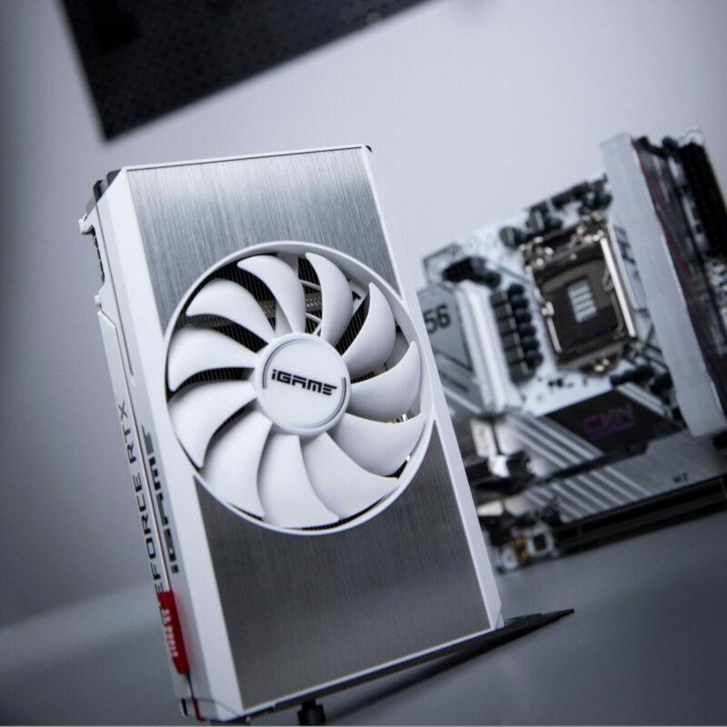 Colorful Igame Geforce Rtx 3060 Mini Oc 12g L