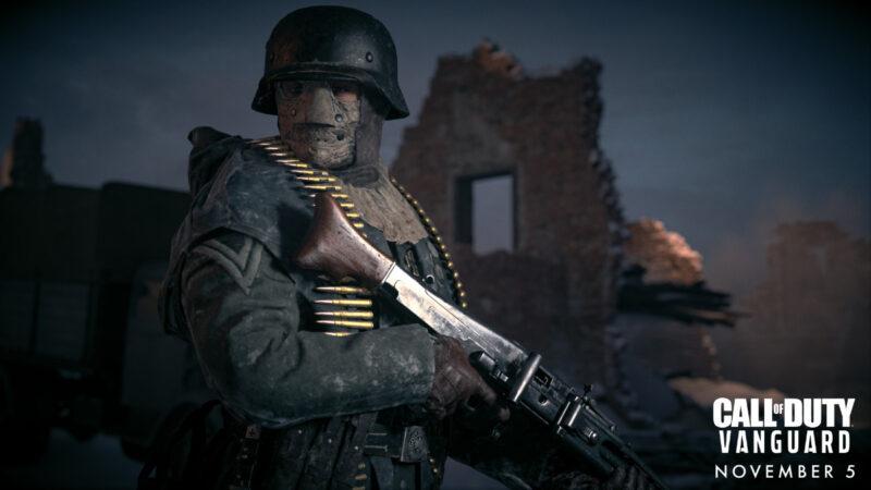 Call of Duty: Vanguard November 2021