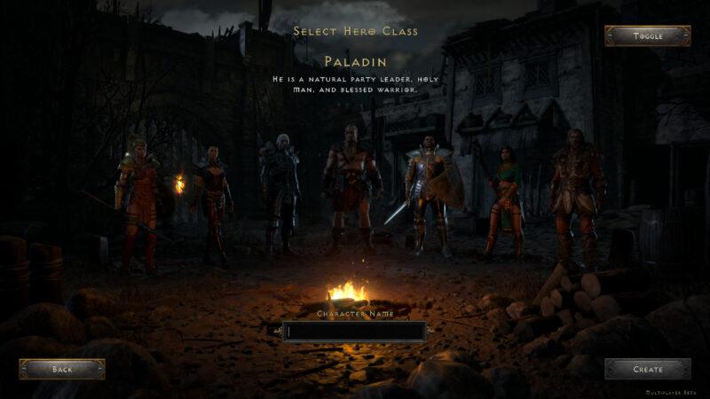 Preview Diablo II: Resurrected
