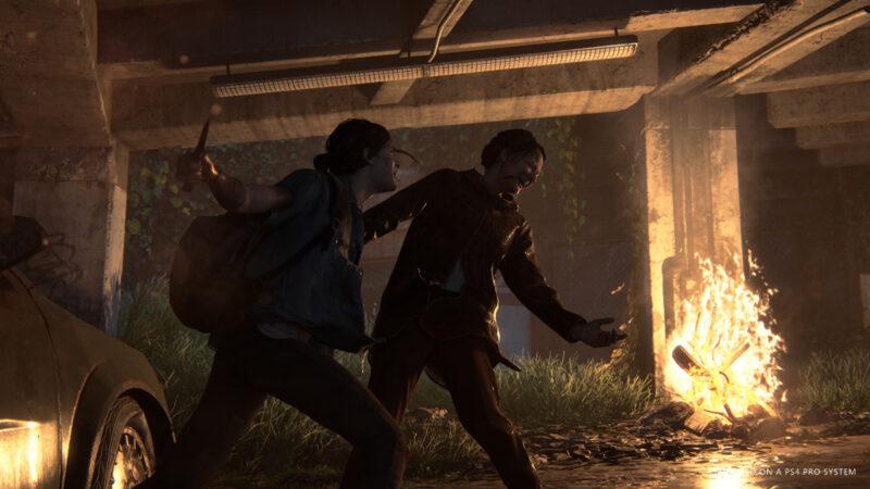 The Last of Us Part II Battle Royale