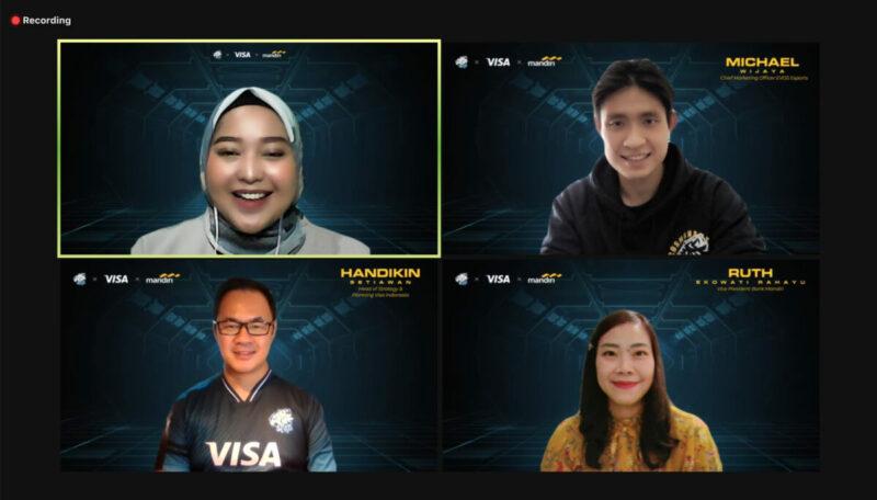 Evos Visa Bank Mandiri Esports 2