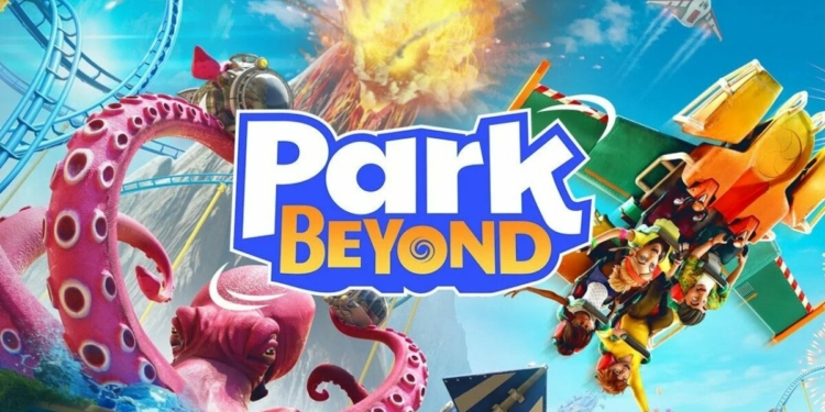 Park Beyond, Game Membangun Taman Hiburan Dari Dev Tropico | bandai
