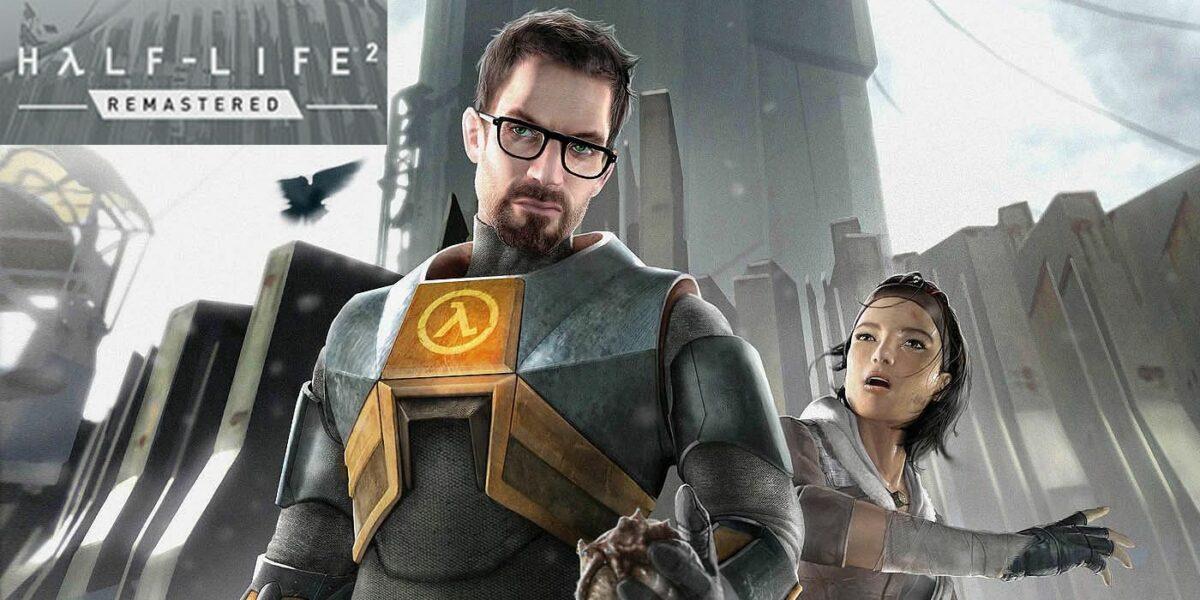 Valve Gandeng Modder Untuk Kembangkan Half Life 2 Remaster?