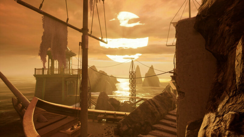 PC Myst Remake specifications