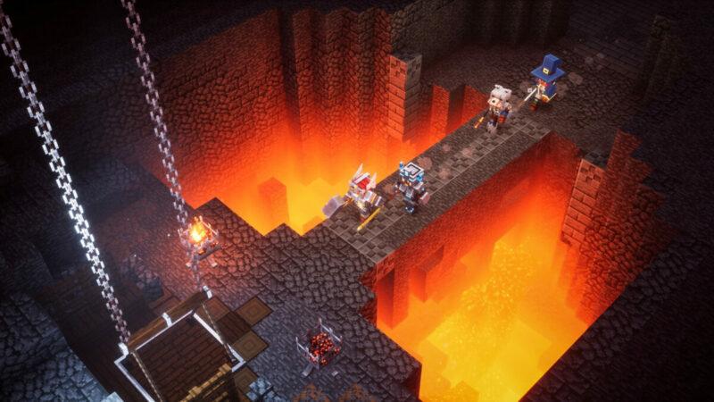 Minecraft Dungeons Steam