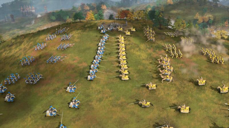 Spesifikasi PC Age of Empires IV