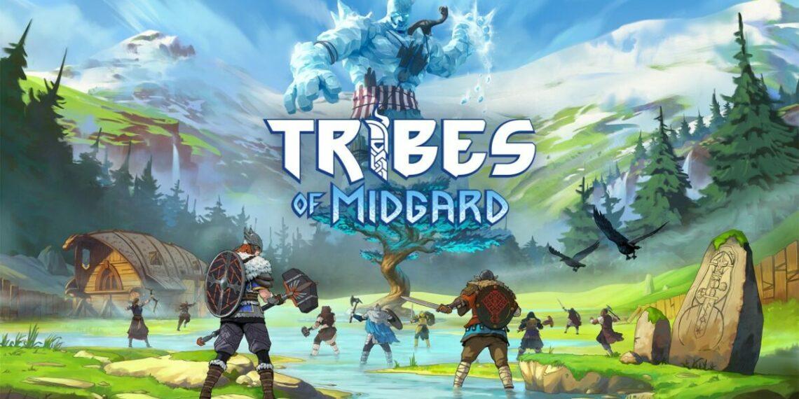Tribes of Midgard Tembus 250 Ribu Kopi, Dev Tanam 40 Ribu Pohon Untuk Merayakan | Norsfell