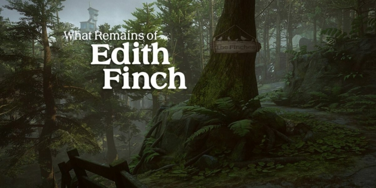 Game Story Interactive What Remains of Edith Finch Tuju Mobile | Annapurna