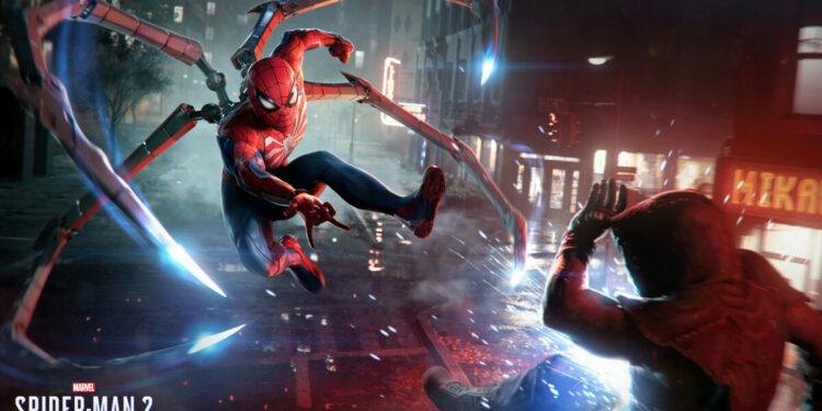 Marvel's Spider-Man 2 2023