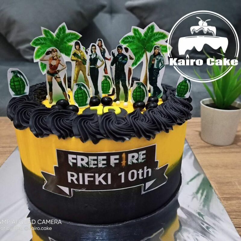Kue ulang tahun ff