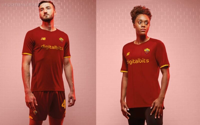 As Roma - Jersey PES Mobile 2021