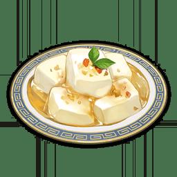 Almond Tofu Genshin Impact