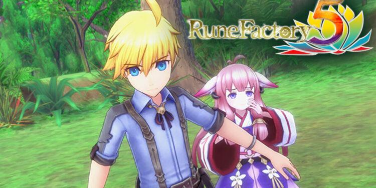 Rune Factory 5 Unjuk Tanggal Perilisan di Bulan Maret 2022 | Nintendo