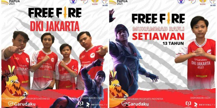 Dki Jakarta Free Fire 1