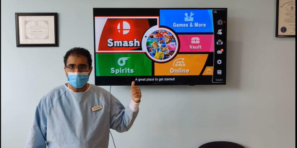 Dokter Ini Gratiskan Jasanya Jika Berhasil Kalahkan Dirinya Dalam Game Super Smash Bros