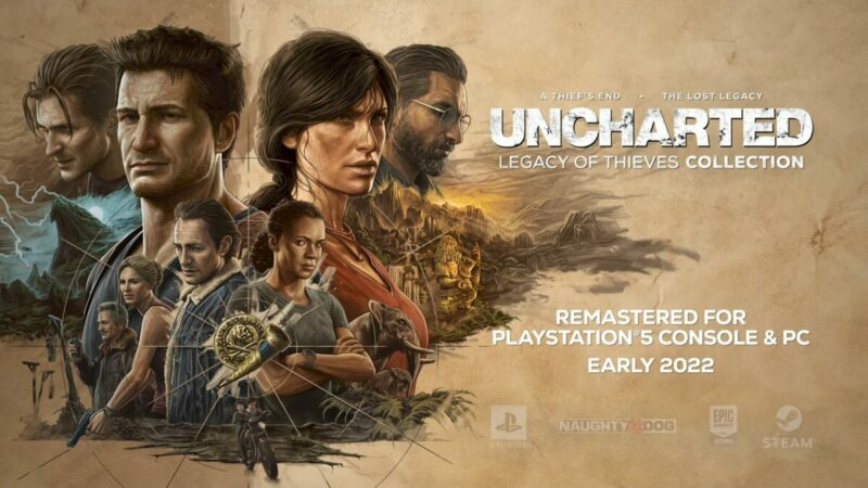 Uncharted: Legacy of Thieves Collection PC