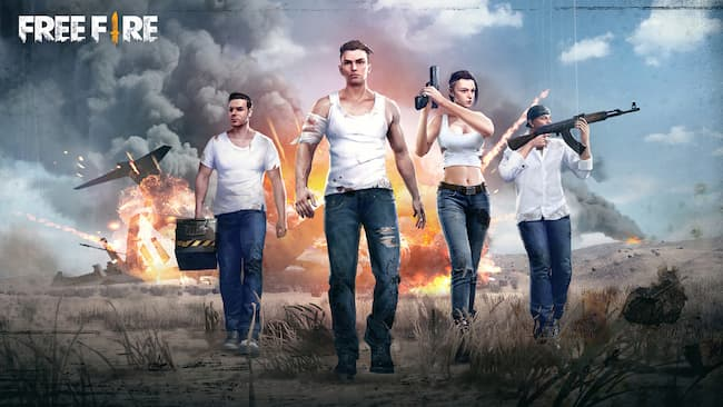 Overload Free Fire