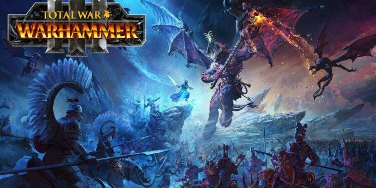 Total War: Warhammer III Ditunda ke Awal Tahun 2022 | SEGA