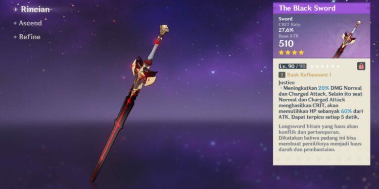 The Black Sword 2
