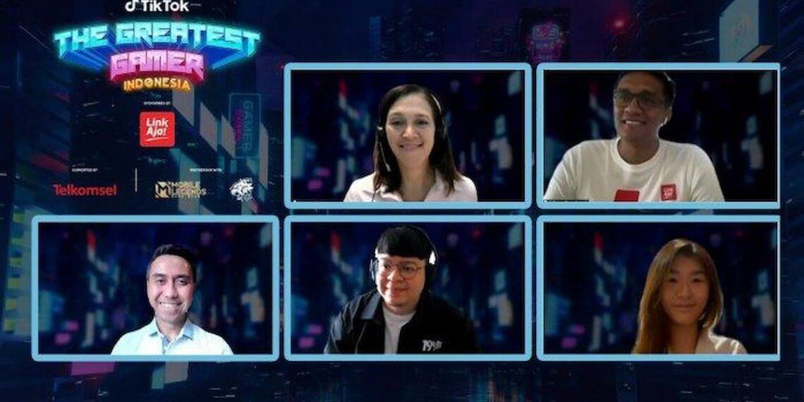 Tiktok Akan Laksanakan Kompetisi Antar Gamers Di Indonesia