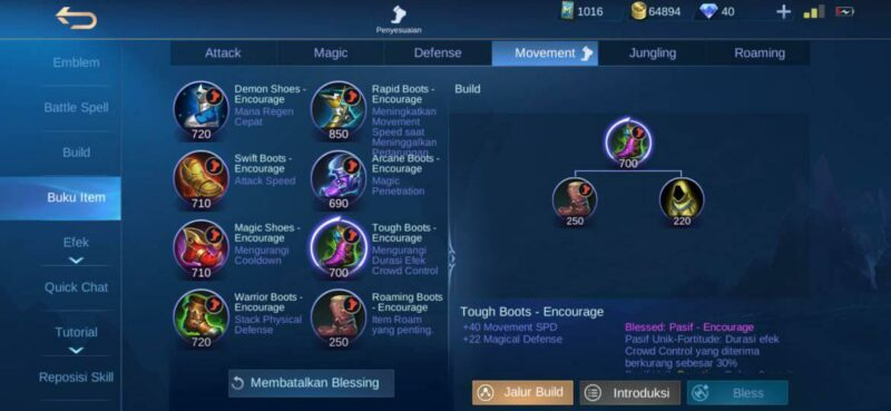 build jawhead terkuat Tough Boots Encourage