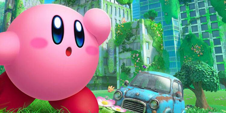 Kirby and the Forgotten Land Resmi Diumumkan, Rilis ke Switch Tahun 2022 | Nintendo