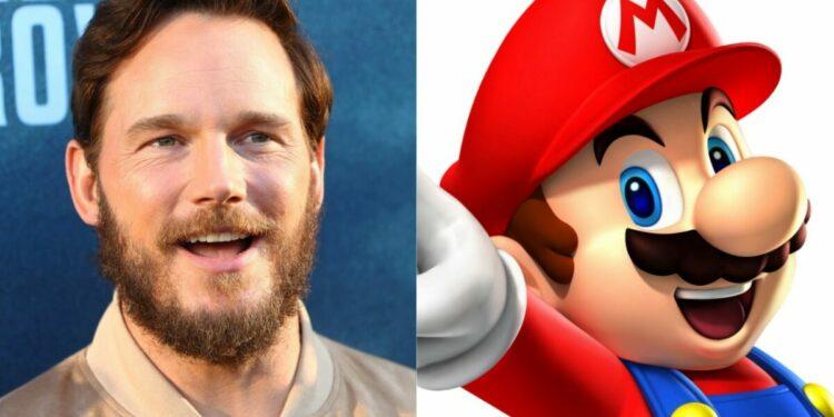 Chris Pratt Perankan Mario di Film Animasi Terbaru Super Mario Bros   Nintendo