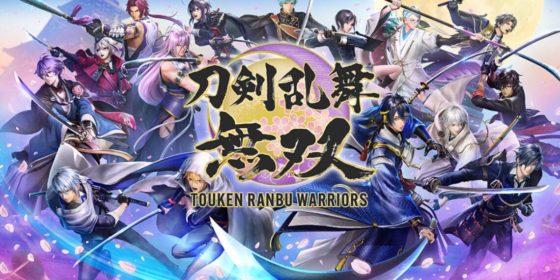 Touken Ranbu Warriors Mei 2022