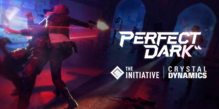 Crystal Dynamics Perfect Dark