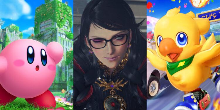 Rekap Nintendo Direct - September 2021