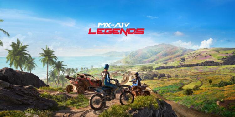 MX vs ATV Legends Konsol