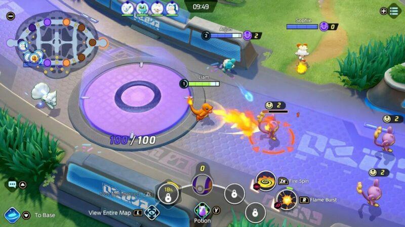 Review Pokemon UNITE Mobile   Nintendo