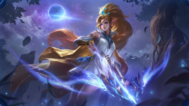 Miya Moon Priestess