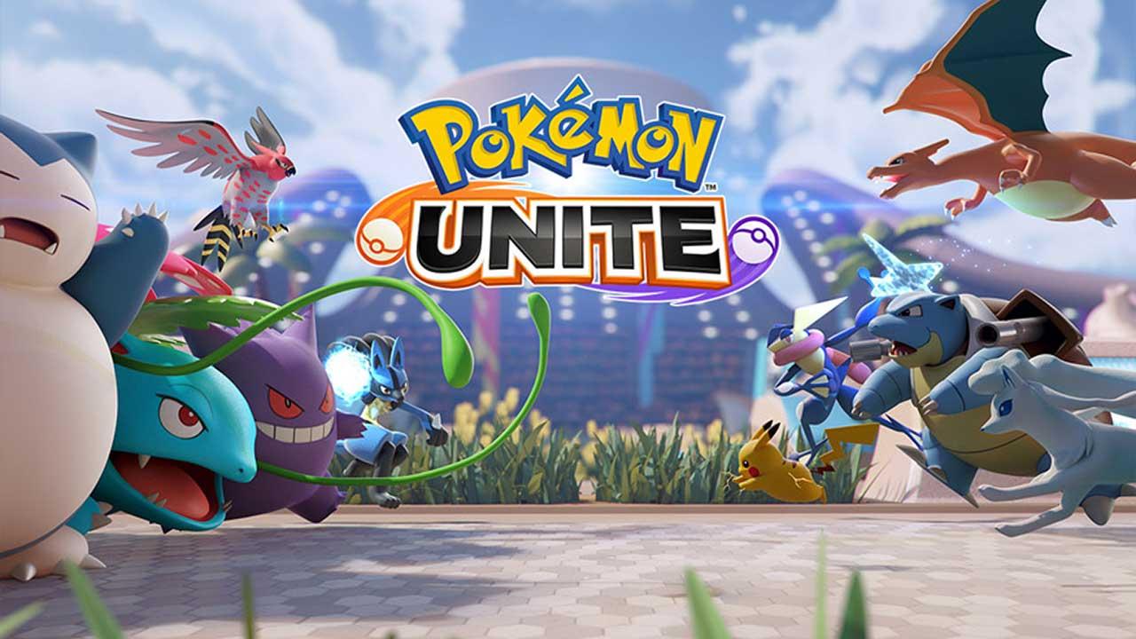 Pokemon UNITE Tembus 30 Juta Download di Platform Mobile   TiMi