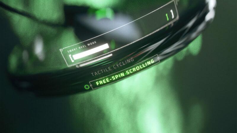 Razer Basilisk V3 Smart Scrolling