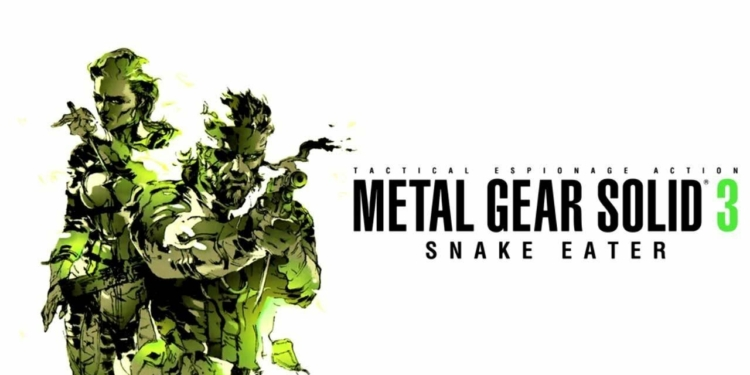 Rumor: Konami Kerjakan Metal Gear Solid 3: Snake Eater Remake   Konami