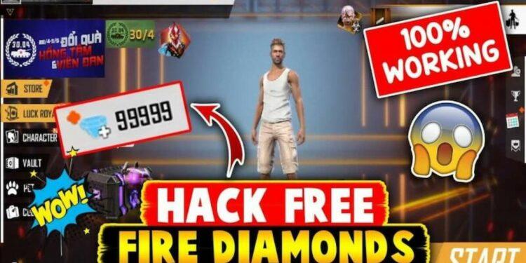 Hack Free Fire Diamonds 99999 Apk, Aplikasi Diamond Ff Gratis