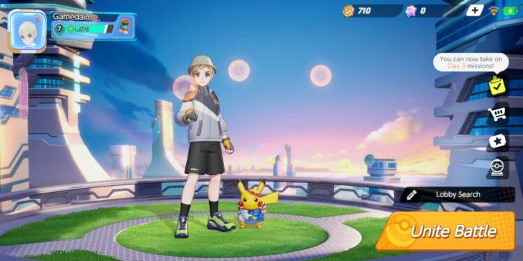 Panduan Pokemon Unite