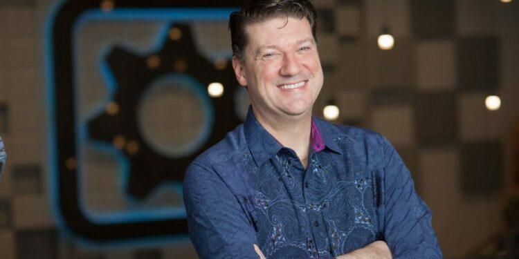 Randy Pitchford Undur Diri Gearbox Software