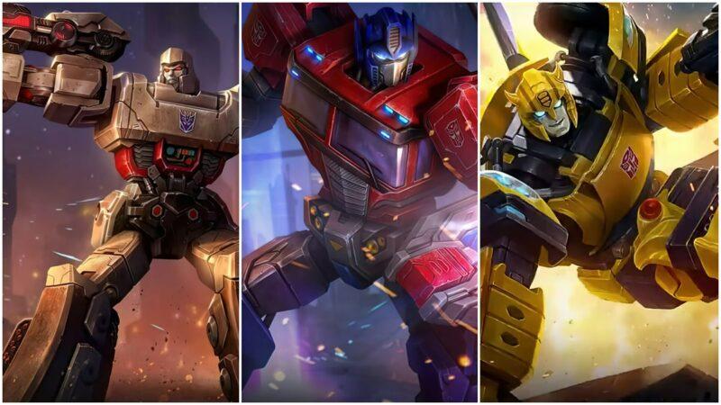 Skin Termahal Mobile Legends Transformers