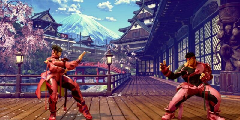 Street Fighter V Breast Cancer Research Fun Costumes | capcom