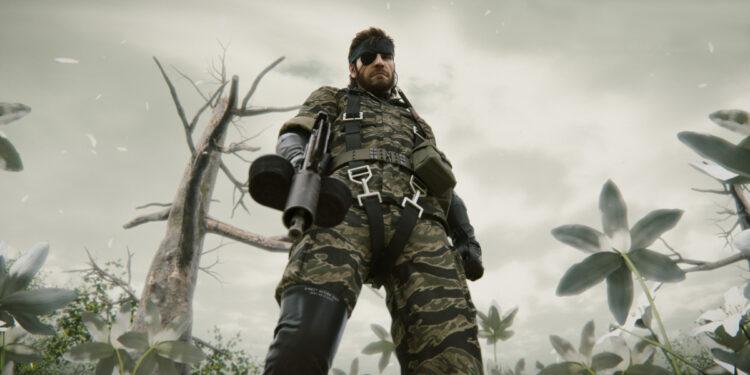 Virtuos Studios Metal Gear Solid 3 Remake