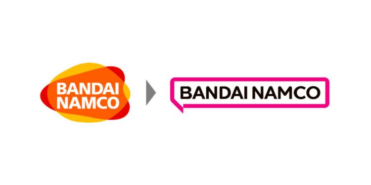 Bandai Namco Logo Baru