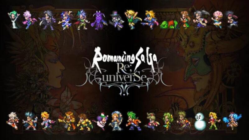 AKG Games Romancing SaGa